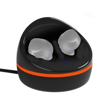 Voor Galaxy buds draadloze Bluetooth oortelefoon laad basis (zwart)