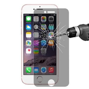 ENKAY voor iPhone 6 Plus & 6s Plus Hat-Prins 0,26 mm 9 H + oppervlaktehardheid 2.5D Anti-Glare Privacy Non-full getemperd glas Film