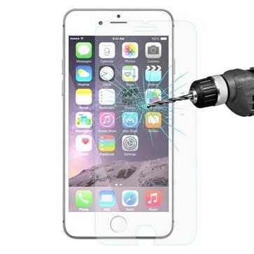 ENKAY voor iPhone 8 & iPhone 7 Hat-Prins 0,26 mm 9 H + oppervlaktehardheid 2.5D explosieveilige getemperd glas Film