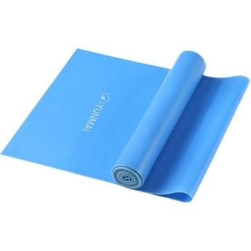 Original Xiaomi YUNMAI Fitness Lipid-burning Elastic Belt  Weight : 15 Pound (Blue)