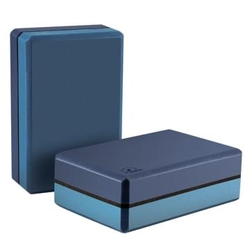 2 PCS Original Xiaomi YUNMAI High Density Yoga Brick (Blue)