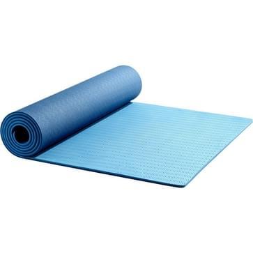 Originele Xiaomi YUNMAI dubbele kant anti-slippen yoga mat (blauw)