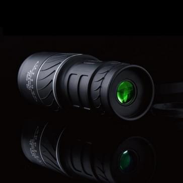 40 x 60 Pocket High Times High Definition Night Vision gericht monoculaire telescoop (zwart)