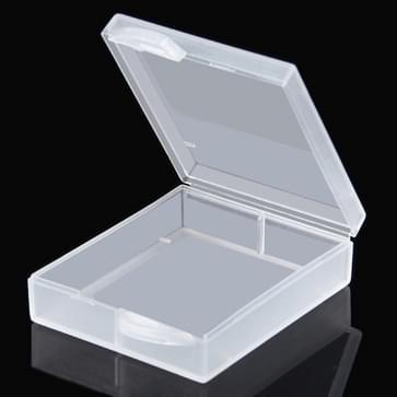 PULUZ Hard Doorzichtig Plastic Batterij Opbergbox voor GoPro HERO4 Constante stroom en constante spanning bescherming-401