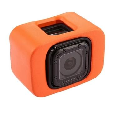 PULUZ Floaty hoesje met Backdoor voor GoPro HERO4 Session(Oranje)
