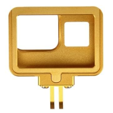 PULUZ behuizing Shell CNC Aluminium Alloy beschermende Cage met beveiligings Frame voor GoPro HERO5(Gold)