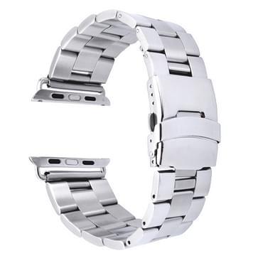 RVS klassieke Buckle horlogeband Vervanging voor Watch 42mm