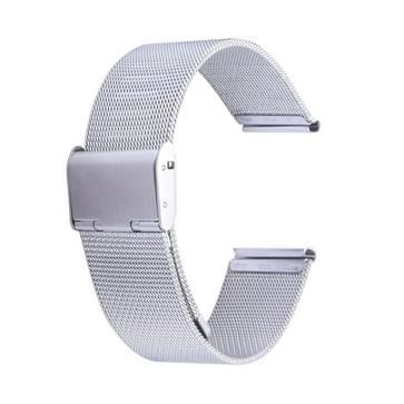 Milanese klassieke Buckle roestvrijstalen horlogeband Vervanging voor Watch 42mm