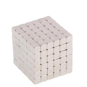 DIY 216pcs / 3 vierkante mm Neodymium-magneten