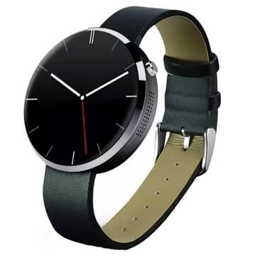 DM360 Waterdicht bluetooth pols gezondheid Smart Watch voor iOS nl Android mobiele telefoon, steun hartslagmeter / BT Call / MSM / MAIL / Twitter / Yahoo / Pedometer(zwart)
