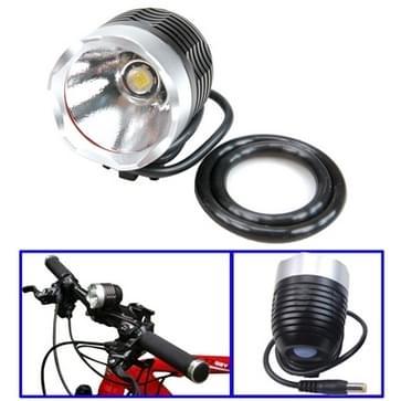 CREE T6 LED 900 Lumens Super Helder Fiets lamp / Mountain Bike verlichting / snelweg koplamp(zilver)