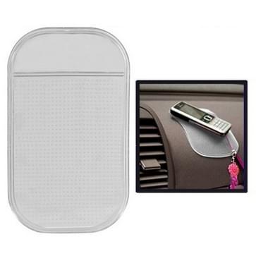 Auto Anti-Slip Mat Super Grip Pad voor Telefoon GPS MP4 MP3 Transparant