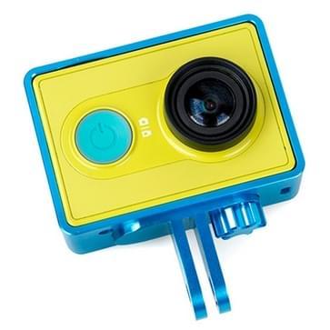 TMC-lichtweight CNC Aluminium Frame / behuizing voor XiaoMi YI Sport Camera (blauw)