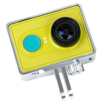 TMC-lichtweight CNC Aluminium Frame / behuizing voor XiaoMi YI Sport Camera (zilver)
