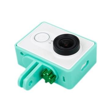 TMC Kunststof Frame / behuizing voor Xiaomi Yi Sport Camera (groen)