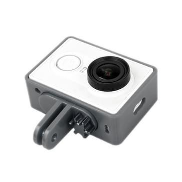 TMC Kunststof Frame / behuizing voor Xiaomi Yi Sport Camera (grijs)