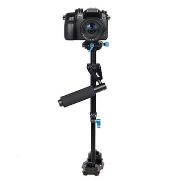 YELANGU S40L 40cm Aluminum Alloy Handheld Stabilizer for DSLR Camera DV(Black)