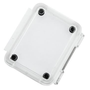 Drijvende spons Waterdicht hoes / Backdoor met 3M Sticker + Veiligheidslijn voor SJ4000 / SJ5000 / SJ6000
