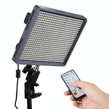 Aputure Amaran HR672C High CRI 95+ Studio Video Light LED Photo light Adjustable Color Temperature Light with 2.4GHz Wireless Remote  Flicker Free(Black)