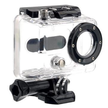 Skelet bescherming behuizing voor UV-bescherming Lens voor Gopro HERO 2, Open Zijde voor FPV, zonder kabel