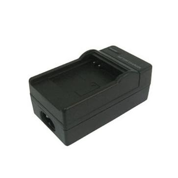Digital Camera Battery Charger for CANON NB4L(Black)