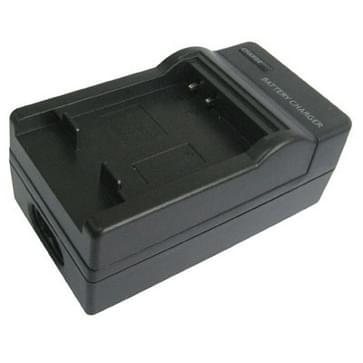 2-in-1 digitale camera batterij / accu laadr voor panasonic 005e / bcc 12 / ric-db-60