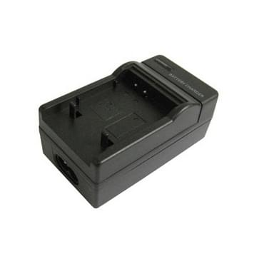 2-in-1 digitale camera batterij / accu laadr voor olympus li50b