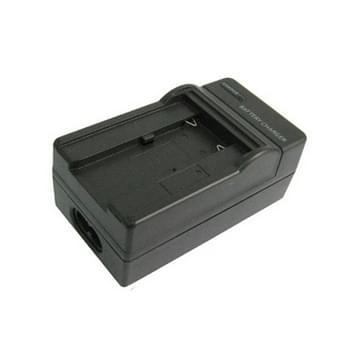 2-in-1 digitale camera batterij / accu laadr voor fuji fnp80 / k3000 / db20