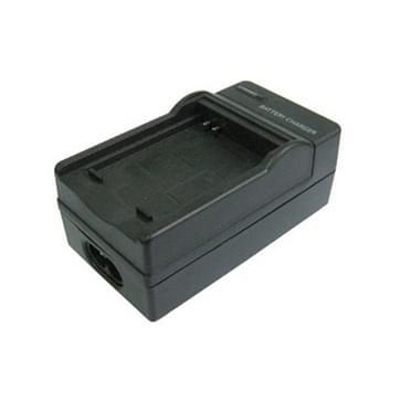 2-in-1 digitale camera batterij / accu laadr voor samsung lh73