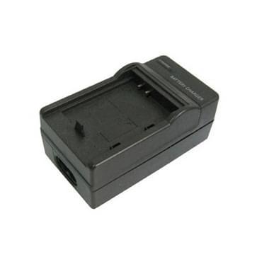 2-in-1 digitale camera batterij / accu laadr voor samsung sb-lh82