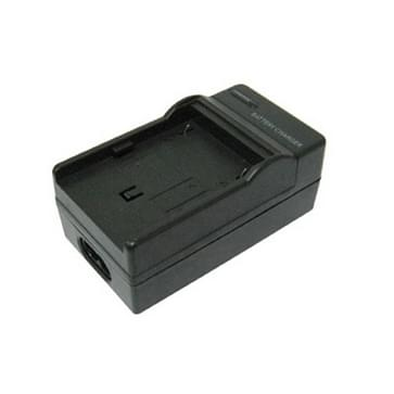 2-in-1 digitale camera batterij / accu laadr voor samsung l160 / l320 / l480