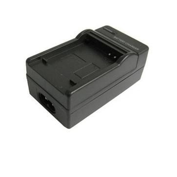 2-in-1 digitale camera batterij / accu laadr voor samsung 07a