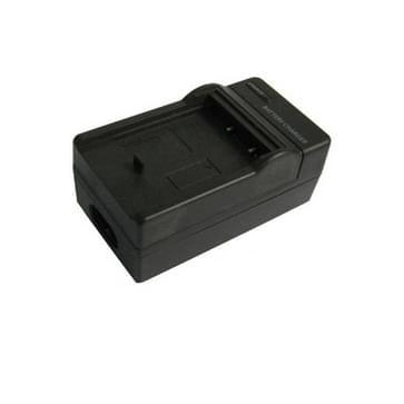 2-in-1 digitale camera batterij / accu laadr voor konica minolta np1