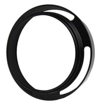 metaal ontlucht lens kap voor lens met 55mm filter draad