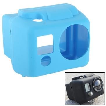 ST-40 beschermings siliconen hoes / case voor GoPro HERO 2 ( licht blauw )