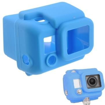 ST-41 beschermings siliconen hoes / case voor Gopro HERO 3 (Baby blauw)