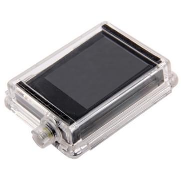 LCD Bacpac-extern beeldscherm Viewer Monitor niet-touchscreen voor Gopro HERO3(Black)