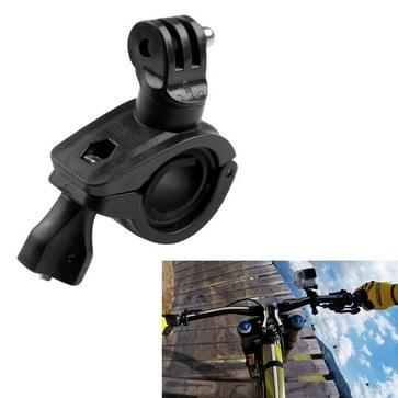 Fietshouder Motorfiets stuurhouder voor GoPro HERO (2018) 7 / 6 / 5 / 4 / 3+ / 3 / 2 / 1 / SJCAM SJ4000 / SJ 5000 / SJ6000