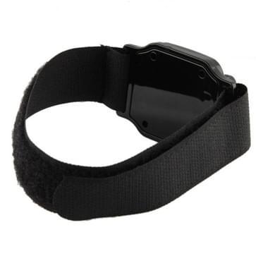 360 Graden draaiend GoPro HERO (2018) 7 / 6 / 5 / 4 / 3+ / 3 / 2 / 1 pols mount , Band Lengte: 36cm (zwart)