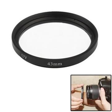 43mm slr camera UV-filter