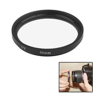 46mm slr camera UV-filter