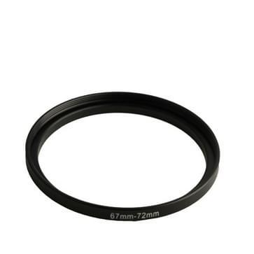 67mm - 72mm lens intensivering van de ring