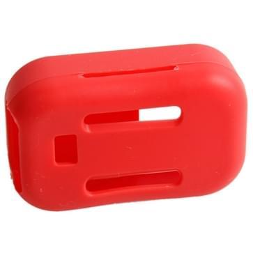 TMC siliconen hoes / case beschermings Kap voor HERO 4/5 SESSION / (2018) 7 / 6 / 5 / 4 / 3+ / 3 / 2 / 1 Wifi-afstandsbediening(rood)