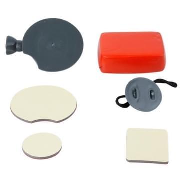 TMC-Board houder set voor wakeboard,  Surfboard en Snowboard geschikt voor GoPro Hero 4 / 3 + / 3 / 2 / 1  (grijs)