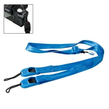TMC leiband camera riem sling / digitale camera strap(blauw)
