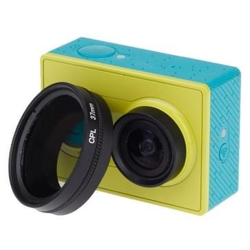 37Mm CPL Filter circulair gepolariseerde Lens Filter voor Cap voor Xiaomi Xiaoyi