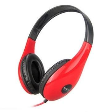Ditmo DM-4700 Stereo hoofdtelefoon voor iPod / MP3 speler / mobiele telefoons / overige apparaten met een Stenard 3.5mm hoofdtelefoon Jack Cord Lengte:1.2 m (rood)