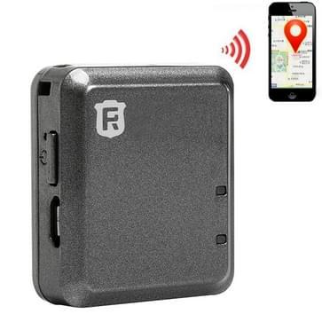 RF-V8 auto Real-time GSM Mini GPS Tracker GPRS Tracking SOS Communicator(Black)