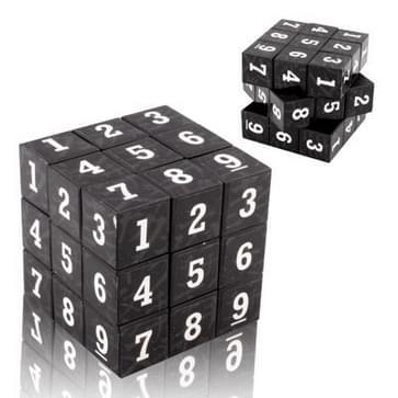 53mm cijfervormen magische kubus