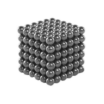 216 PCS Buckyballs Magnetic Balls / Magic Puzzle Magnet Balls(Black)
